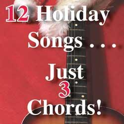 CHRISTMAS SONGS BANNER
