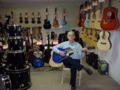 Sam Lyons - Guitar Instructor