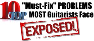 EZ STRUMMER TOP 10 Must Fix Problems Most Guitarist Face Exposed