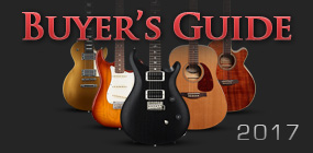Jamplay 2017 Guitar Buyer's Guide