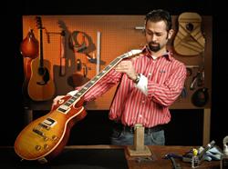 Greg Voros Gibson Guitar Setup Course