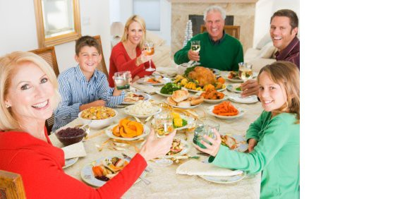 Enjoy Thanksgiving With The Family