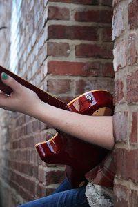 Guitar fingertapping
